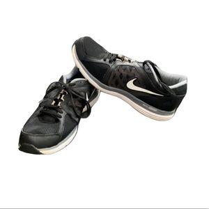 Men's Nike Dual Fusion ST3 black n Gray 10.5